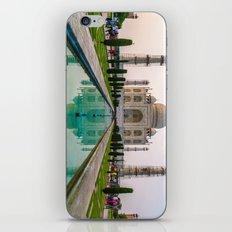 Taj Mahal at Sunset iPhone & iPod Skin