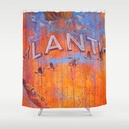 Goodbye perl - original Shower Curtain