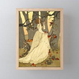 The Goblin Market II Framed Mini Art Print