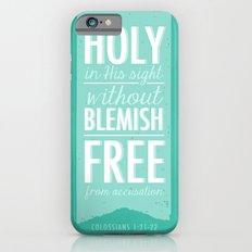 Colossians 1:21-22 iPhone 6s Slim Case