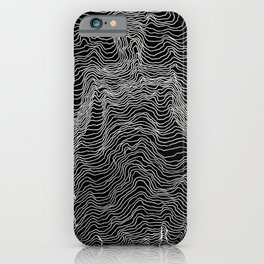 Spectral Lines iPhone Case