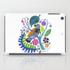 Bird Botanical iPad Case