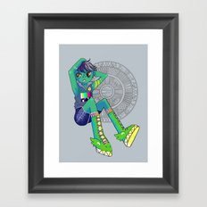 Arsenic  Framed Art Print