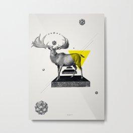 Archetypes Series: Dignity Metal Print