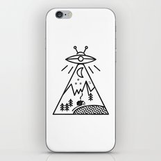 They Made Us iPhone Skin