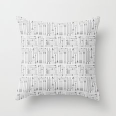 Arrow Throw Pillow