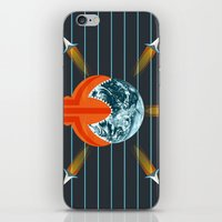 dune iPhone & iPod Skins featuring Dune by milanova
