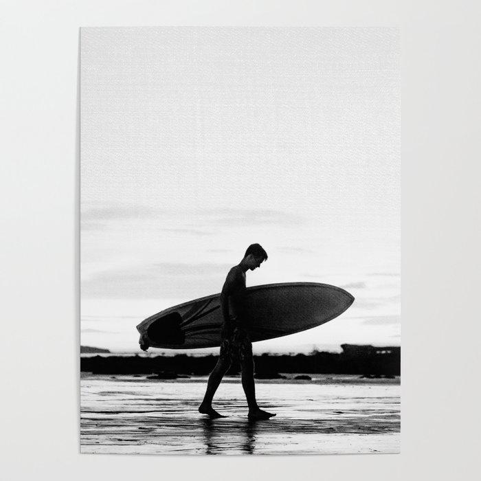 Surf Boy Poster