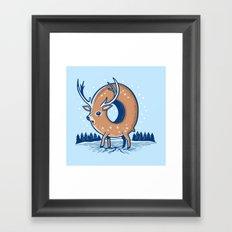 O Deer Framed Art Print