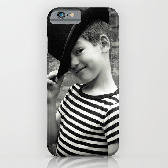 Juvenile Jazz 1 iPhone & iPod Case