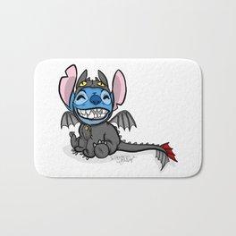 Toothless Stitch Bath Mat