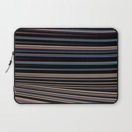 Softly Toned Stripes Laptop Sleeve