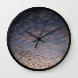 Texas Hill Country Sky - Sunrise 8 Wall Clock