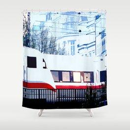 Hotel Atlantic Shower Curtain