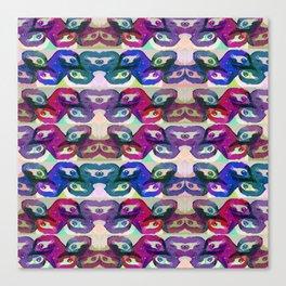 carpinteros Canvas Print
