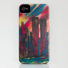 Twin Towers, New York....never forget...The Day America Cried iPhone (4, 4s) Slim Case