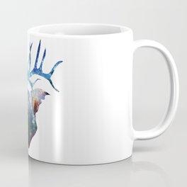 Star Elk Coffee Mug