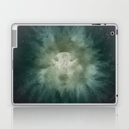 forest wolf Laptop & iPad Skin