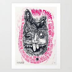 Inland Empire / David Lynch Film Posters Art Print