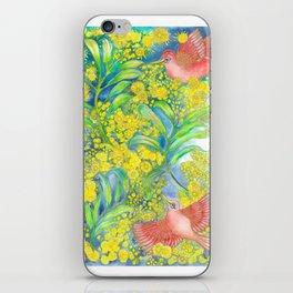 Thrill of Pleasure iPhone Skin