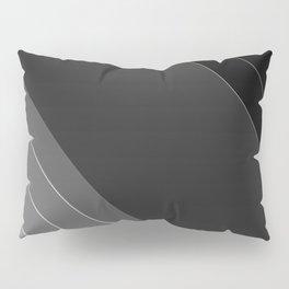 Black and white geometric pattern Pillow Sham