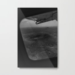 Side Window Metal Print