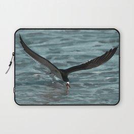 Hungry Black Skimmer Ocean Bird Laptop Sleeve