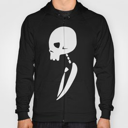 Inverted PARTY SKULL Hoody