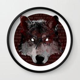 Fenrir Wall Clock