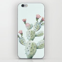Cactus 1 iPhone Skin
