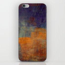 El Encuentro de las Aguas iPhone Skin