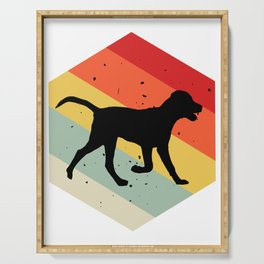 Labrador Puppy design For Dog Lovers Cute Dog Serving Tray