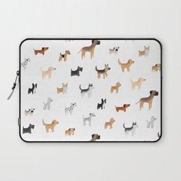 Lots of Cute Doggos Laptop Sleeve