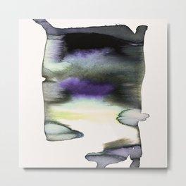 Zen Simplicity 1l by Kathy Morton Stanion Metal Print