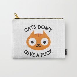 Careless Whisker Carry-All Pouch