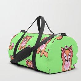 Yoga lover Fox Duffle Bag