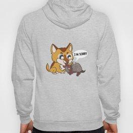 Funny Humor Sorry I'm Sorry Animals Funny Hoody