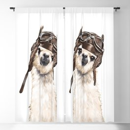 Pilot Llama Blackout Curtain