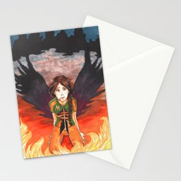 Nightmare of You Stationery Cards