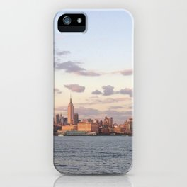 Summer's End, NYC iPhone Case