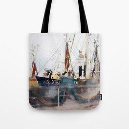 Fishermens friend Tote Bag