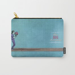 Nobody F*$%s with the Jesus Carry-All Pouch