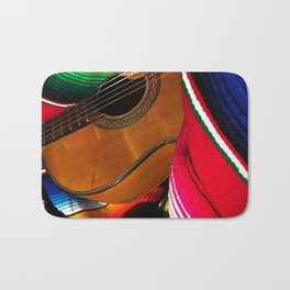 Guitar 1 Bath Mat
