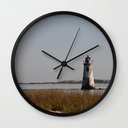 Lonley Lighthouse Wall Clock