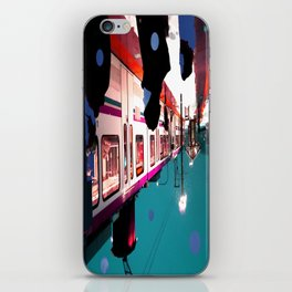 We Remain Undefinable. iPhone Skin