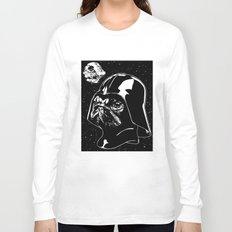 Pug Vader Long Sleeve T-shirt