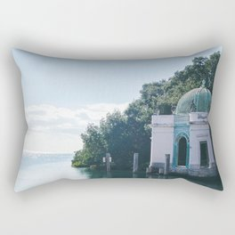 Vizcaya on Biscayne Rectangular Pillow