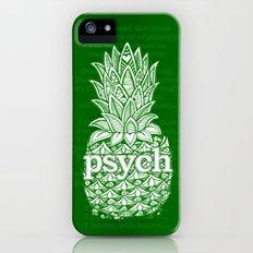 Psych Pineapple! iPhone (5, 5s) Slim Case