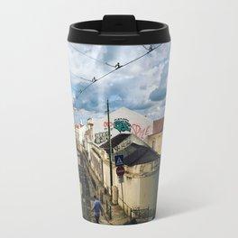Coffee in Portugal Travel Mug