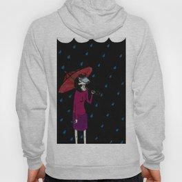 Rain Face Phone Hoody
